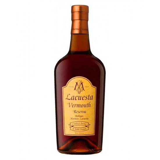 Vermouth Martínez Lacuesta...