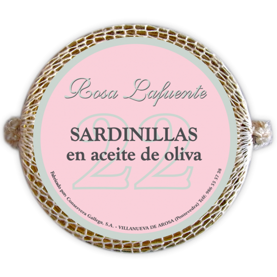 Sardinillas Rosa Lafuente...