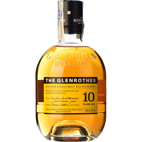 The Glenrothes 10 años
