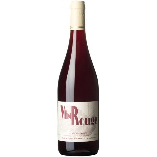 Vin Rouge Clos du Tue-Boeuf...